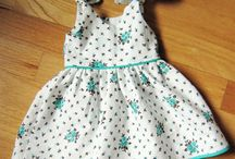 little girl's dress