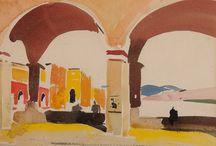 Louis Kahn | Drawings