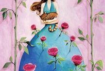 Wonderful World :) / mutluluk,çocukluk,neşe,hayaller,çiçekler,kuşlar,kelebekler vee kediler :))