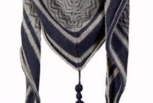 Sjaler og tørklæder