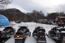 Haruwen Complejo Turistico / Complejo Turistico Haruwen Snowmobiling-snowshoeing-cross-countryskiig-sledding- Resto-Bar. Cafeteria- Salon de Tê- Creperia. Events