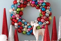 Colorful Christmas / by Melissa Hurdle