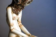 Doll World / by Elisha Georgiou
