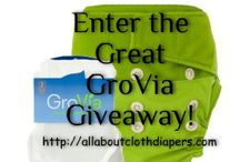 Cloth Diapers / by Beth Norton