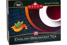 ČAJE HYSON, Černý Porcovaný  / Pride of Ceylon tea