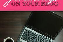 Blogging / by Emmie Manor
