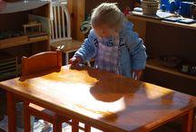 Inspiración Montessori