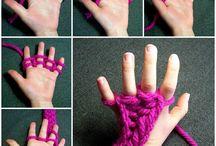 pletení jinak