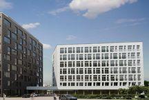 ЖК «Шоколад» / Архитекторы: Меганом/ Clayton&Boyers/ 635.000 руб – 1 м2/ пластическое решение - разнообразная нарезка окон