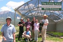Life on the Farm / What does a sustainable organic high performance farm look like? These are working farms who practice sustainable  organic farming.
