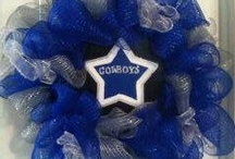 Dallas Cowboys / I love my COWBOYS!! Loyal fan since the 4th grade and proud of it. ★DC4L★ / by αℓιcια sιℓvα