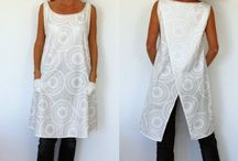 Платье без выточек