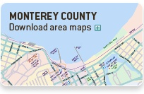 Monterey Bay California / Beautiful area in central coastal region of California