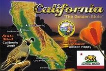 California - My Travels. / by Andrea DeBergalis