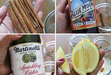 Recipes: Drink