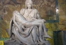 Mary / Holding Jesus