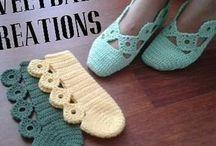 scarpette lana