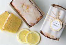 Food - Lemons / lemon recipes and things to do with lemons / by Bec Matheson Photography