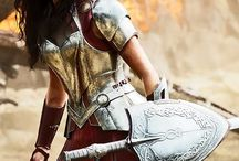 Lady Sif / Research for my Lady Sif cosplay outfit.