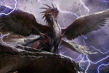 Dragon MTG