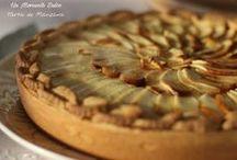tarta de manzana que quiero hacer