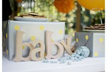 Baby Shower Ideas / by Camille Barnes