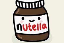 I ❤️Nutella / Super chocolade