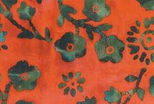orange quilt