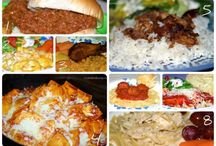 Recipes / by Tonja Brown