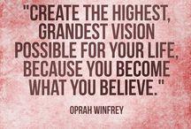 Vision Board ✨