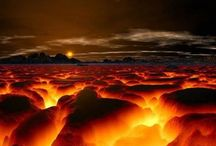 Volcanoes / On earth and beyond.... / by Martha Coffey