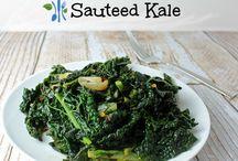 Kale, yeah.