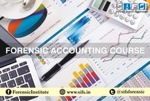 Forensic Accounting & Fraud Examiner / SIFS India are successfully serving people in distress with its most admirable forensic and legal services and various forensic courses