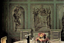 garden dining room / by Maddux Creative