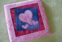 Quilting for Chris / by Penny Stokke