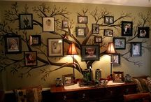 Decorating: Front Hall / by MegsMadeIt