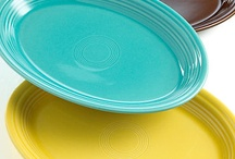 Fiestaware-Kitchen-&-More / by Sharon Corcilius