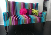 My Wing Back Chair