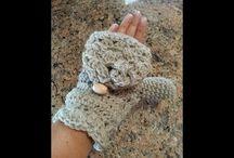 Crochet : mitaines et gants