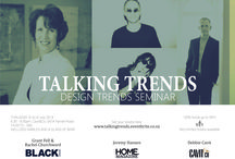 Talking Trends July 2014 / A handful of New Zealand's supreme tastemakers will unite to share their tips on the latest trends in fashion, interior design and architecture in Aotearoa and beyond at a unique charity event taking place next month. www.nph-nz.org