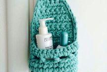 Вязание крючком (crochet)