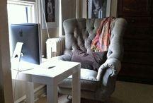 Office Inspiration / Home decor