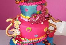 Cakes, Themes and Party Ideas / by Kelli Collins