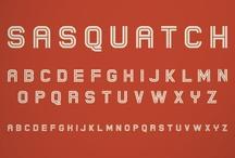 Typefaces & Fonts