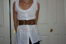 Clothing to re-make