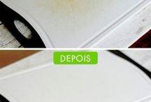 Casa / reforma / limpeza / gastos