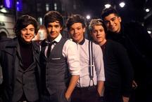 One Direction / by Grace Kosmatka