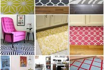 Rug painting ideas and tips