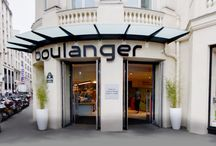 Boutique Boulanger 100% connectée / Le studio Piranèse a produit une visite virtuelle en 3D pour la société Boulanger, chaîne de magasins spécialisée dans la vente de produits électroménagers. Cette réalisation a été commandée par notre client historique, l'agence de conseil et de création en identité de marque Saguez & Partners, qui avait été chargée de créer un nouveau concept de magasin pour Boulanger.