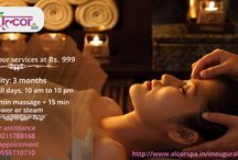 """""""To Try in 2015"""" / Try out Alcor Spa's exotic offers meant to rejuvenate your mind and body and relax your inner soul."""